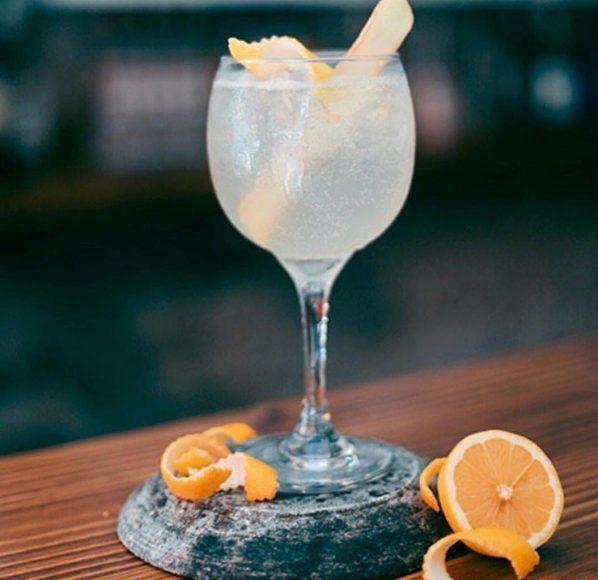 Drink do G&T Gin Bar