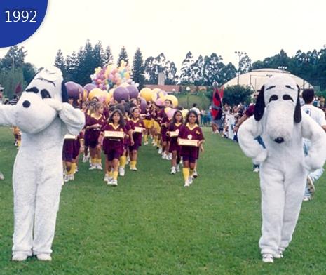 Inter Alphas 1992