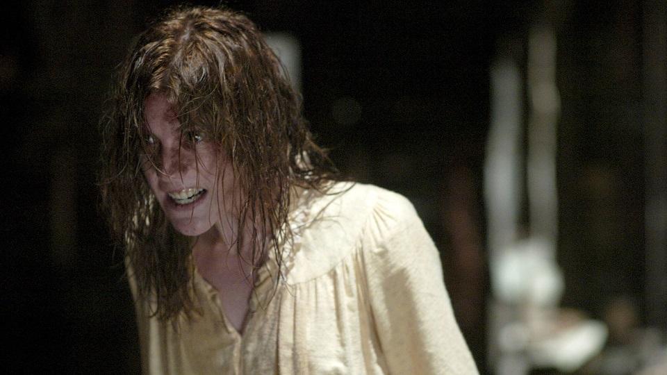 EXER061 JENNIFER CARPENTER stars as Emily Rose in THE EXORCISM OF EMILY ROSE