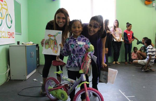 Reciclismo - Coleta de bicicletas usadas, reforma e doa para crianças carentes | reciclismo.com.br