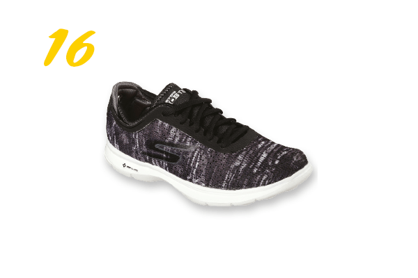 16. Tênis feminino Go Step (R$ 299,99) Skechers | br.skechers.com