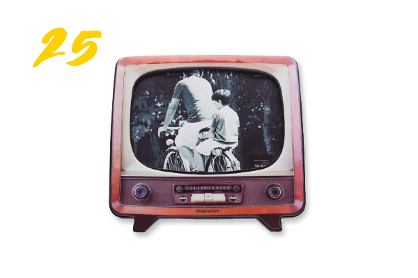 "25. Porta-retrato ""Nós na TV"" (R$ 59,90) Imaginarium | loja.imaginarium.com.br"