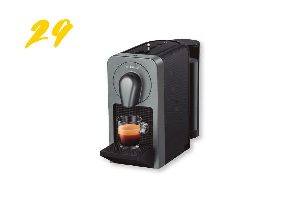 29. Cafeteira Nespresso Prodigio (R$ 813,13) | fastshop.com.br