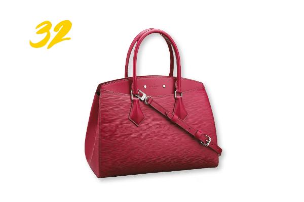 32. Bolsa Soufflot (R$ 10.000) Louis Vuitton | br.louisvuitton.com