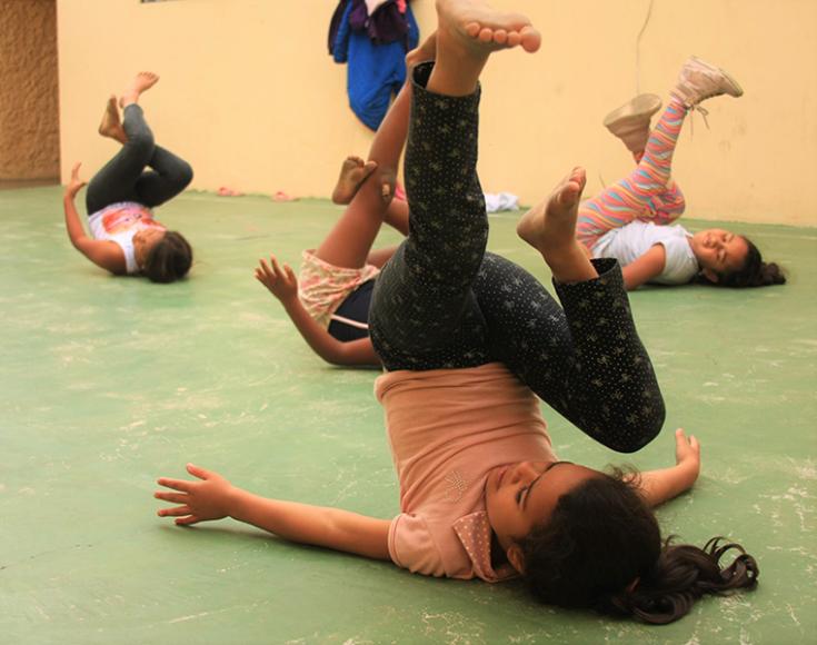 Planeta Criança - Oferece aulas de teatro, música, cultura, capoeira, dança e computação. planeta | crianca@googlegroups.com