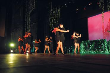 coreografia, dança, espetáculo, Dance Studio, Alphaville