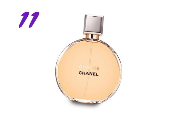 Perfume Chance da Chanel (R$ 380 - 35 ml)