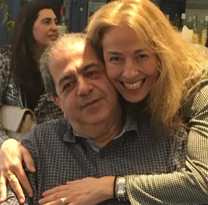 Delma Bertoni (via Instagram) – Comemorando os 28 anos de amor e união. Uau, é muito tempo.