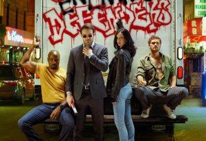The Defenders - Netflix