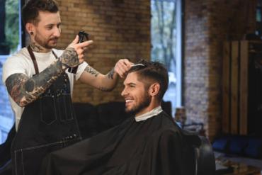 barbearias em Alphaville