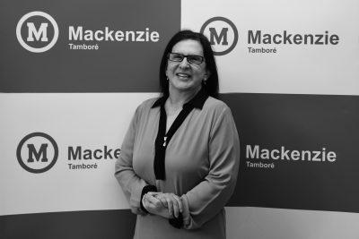 diretora do Colégio Mackenzie