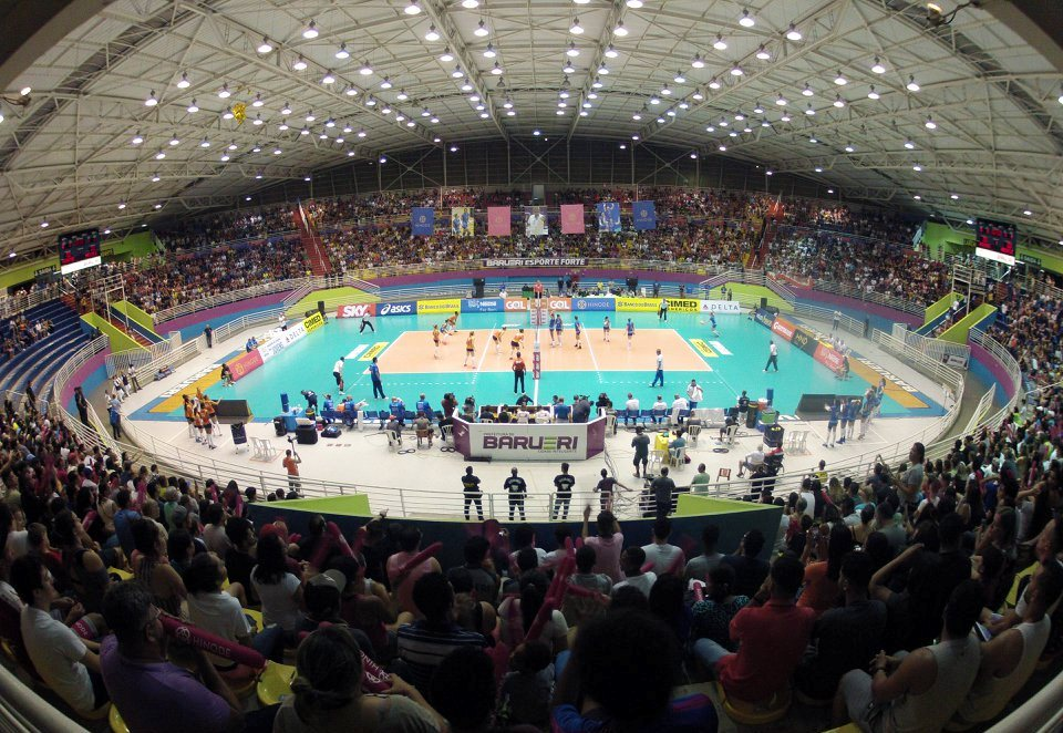 Liga das Nações em Barueri: programação dos jogos da Seleção Brasileira e ingressos