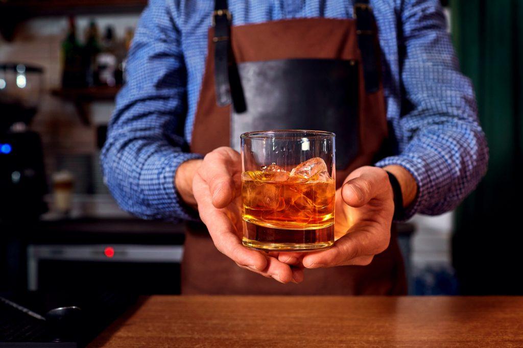 degustação de whisky em Alphaville