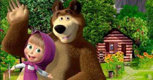 Parque De Diversao Da Masha E O Urso Em Alphaville