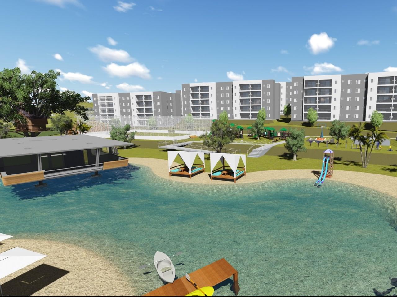 Projeto do Condomínio Atibaia Lake